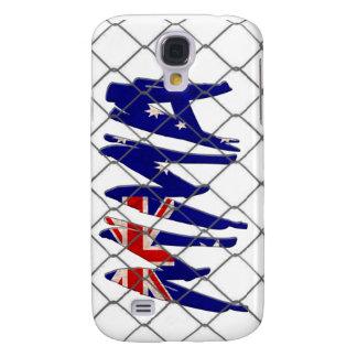 Australia MMA 3G/3GS iPhone case