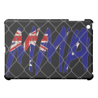 Australia MMA black iPad case