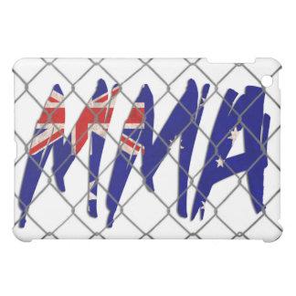 Australia MMA white iPad case