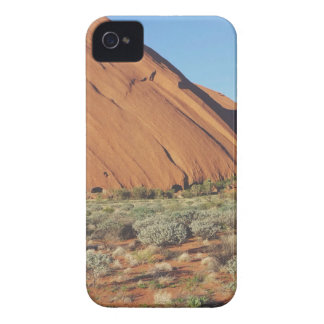 australia moutain rock Case-Mate iPhone 4 case