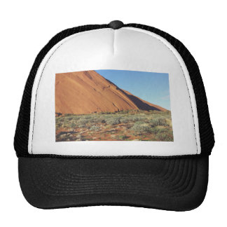 australia moutain rock trucker hat