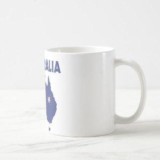 Australia Classic White Coffee Mug
