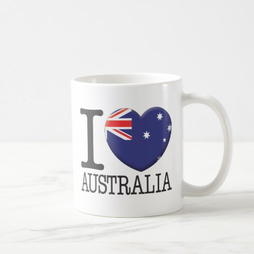 Australia Coffee Mugs