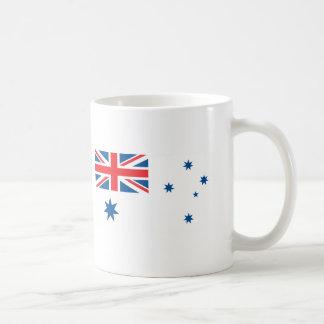 Australia Naval Ensign Mugs