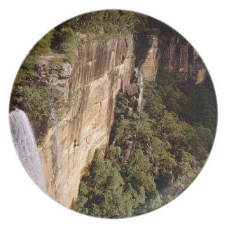 Australia, New South Wales, Fitzroy Falls. Dinner Plate