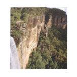 Australia, New South Wales, Fitzroy Falls. Memo Pad