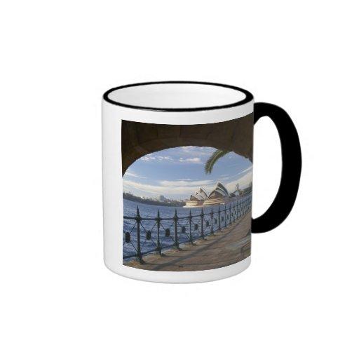Australia, New South Wales, Sydney, Stone Ringer Coffee Mug