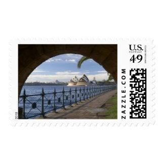 Australia, New South Wales, Sydney, Stone Stamp