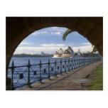 Australia, New South Wales, Sydney, Stone Postcard
