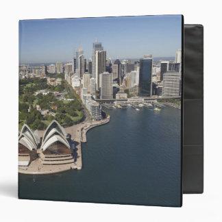 Australia, New South Wales, Sydney, Sydney 2 3 Ring Binder