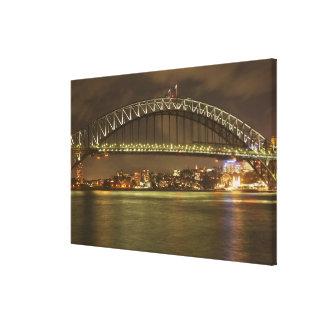 Australia, New South Wales, Sydney, Sydney 2 Canvas Print