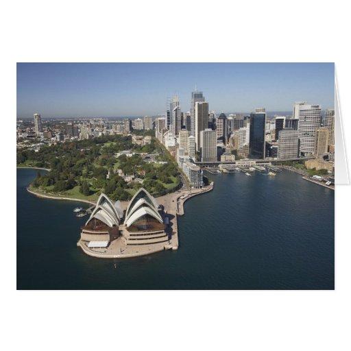 Australia, New South Wales, Sydney, Sydney 2 Greeting Card