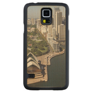 Australia, New South Wales, Sydney, Sydney 2 Carved® Maple Galaxy S5 Slim Case