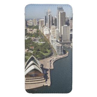 Australia, New South Wales, Sydney, Sydney 2 Galaxy S4 Pouch