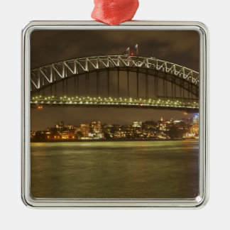 Australia, New South Wales, Sydney, Sydney 2 Metal Ornament