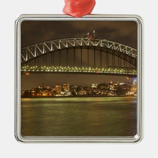 Australia, New South Wales, Sydney, Sydney 2 Metal Ornament