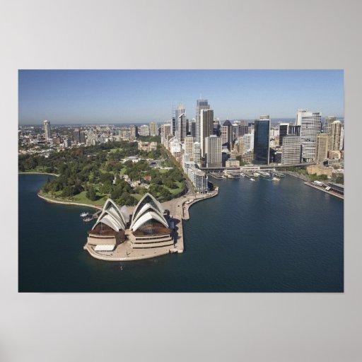 Australia, New South Wales, Sydney, Sydney 2 Poster