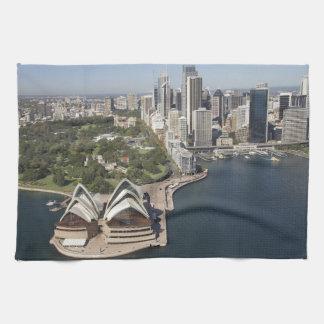 Australia, New South Wales, Sydney, Sydney 2 Towel