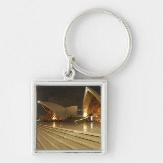 Australia, New South Wales, Sydney, Sydney Opera 2 Keychain