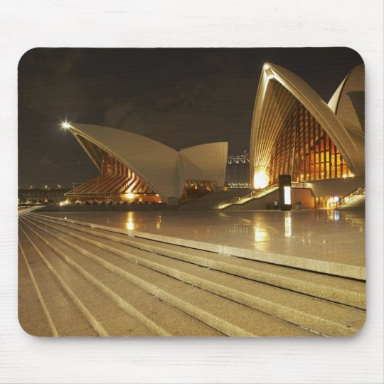 Australia, New South Wales, Sydney, Sydney Opera 2 Mouse Pad