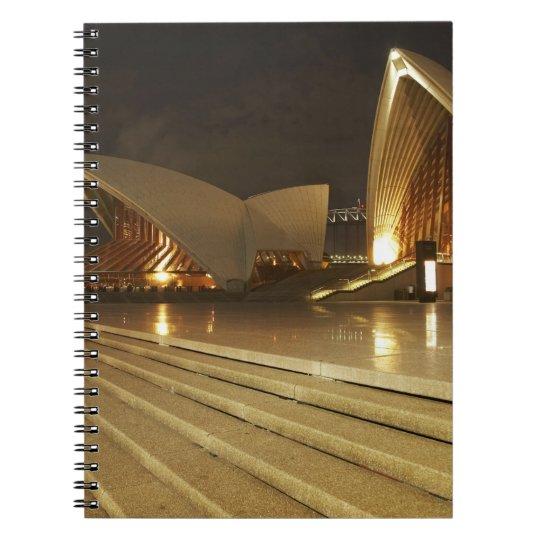 Australia, New South Wales, Sydney, Sydney Opera 2 Notebook