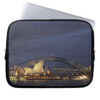 Australia, New South Wales, Sydney, Sydney Opera 3 Computer Sleeves