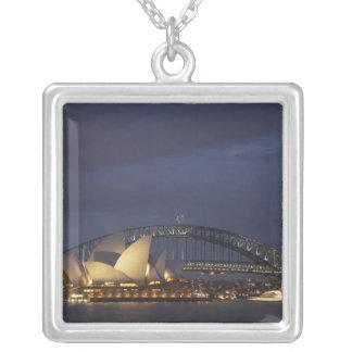 Australia, New South Wales, Sydney, Sydney Opera 3 Pendant