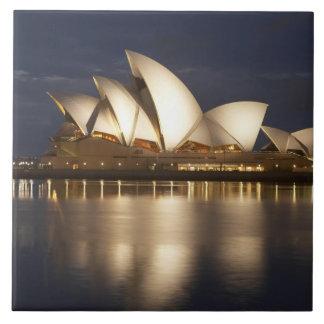 Australia, New South Wales, Sydney, Sydney Opera 4 Ceramic Tile