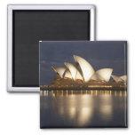 Australia, New South Wales, Sydney, Sydney Opera 4 Magnet