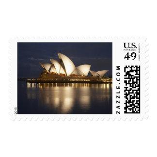 Australia, New South Wales, Sydney, Sydney Opera 4 Postage