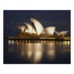Australia, New South Wales, Sydney, Sydney Opera 4 Poster