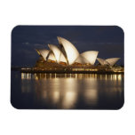 Australia, New South Wales, Sydney, Sydney Opera 4 Magnets
