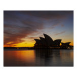 Australia, New South Wales, Sydney, Sydney Opera 5 Poster