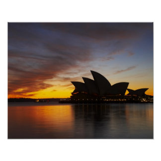 Australia, New South Wales, Sydney, Sydney Opera 5 Posters