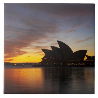Australia, New South Wales, Sydney, Sydney Opera 5 Tile