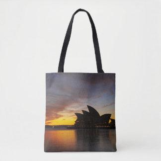 Australia, New South Wales, Sydney, Sydney Opera 5 Tote Bag