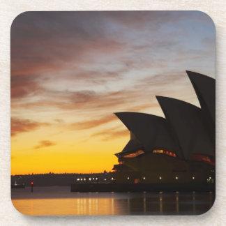 Australia, New South Wales, Sydney, Sydney Opera Drink Coasters