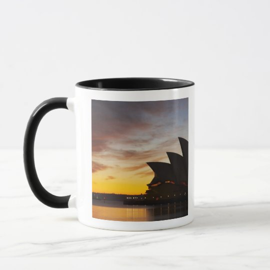 Australia, New South Wales, Sydney, Sydney Opera Mug