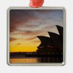 Australia, New South Wales, Sydney, Sydney Opera Christmas Ornament
