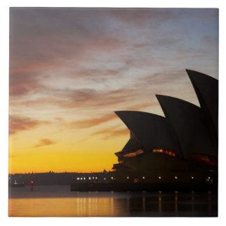 Australia, New South Wales, Sydney, Sydney Opera Tile