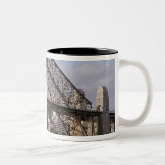 Australia, New South Wales, Sydney, Sydney Two-Tone Coffee Mug