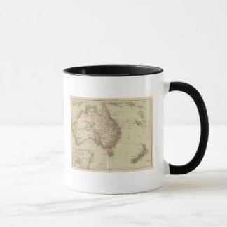 Australia, New Zealand Mug