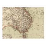 Australia, New Zealand Postcard