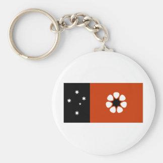 Australia Northern Territory Flag Keychain