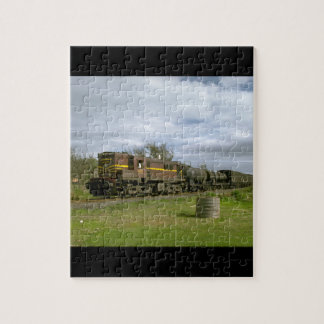 Australia, NSW Ry diesel_Trains of the World Jigsaw Puzzle