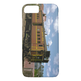 Australia, NSW Ry gas motor_Trains of the World iPhone 7 Case