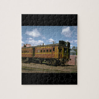 Australia, NSW Ry gas motor_Trains of the World Jigsaw Puzzle