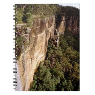 Australia, Nuevo Gales del Sur, caídas de Fitzroy Libretas Espirales