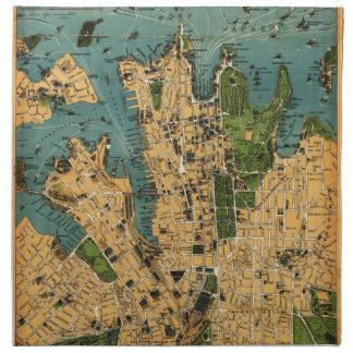 Australia Nuevo Gales del Sur Sydney 1922 Servilletas De Papel