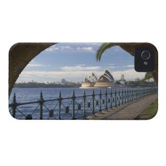 Australia, Nuevo Gales del Sur, Sydney, piedra Case-Mate iPhone 4 Coberturas